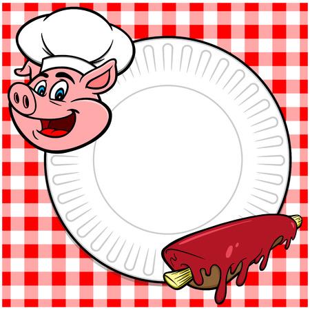 rib: BBQ Rib Cookout