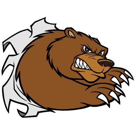 kodiak: Bear Mascot Attack