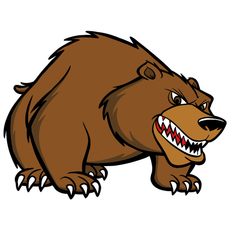 prowl: Bear Prowl Illustration