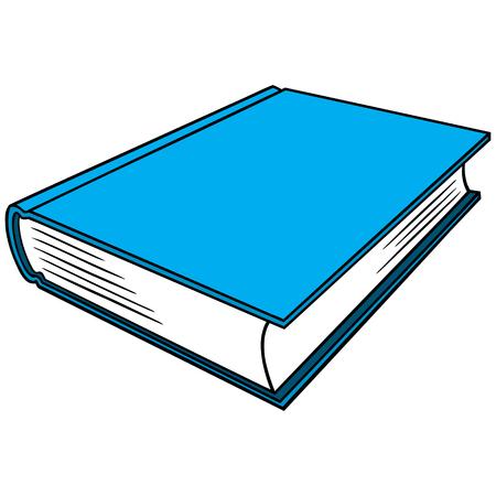 blue book: Blue Book Illustration