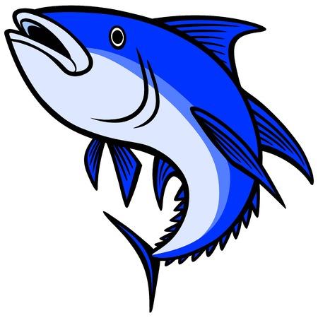Bluefin Tuna Icon