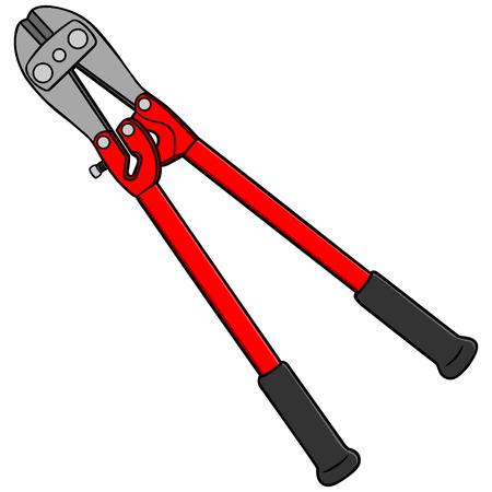 bolt: Bolt Cutters Illustration