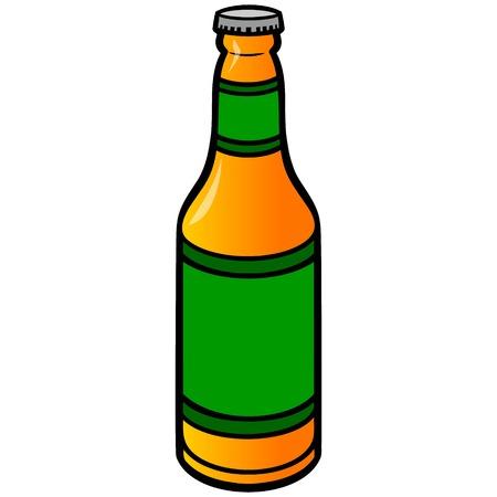 Bottle of Beer Ilustração
