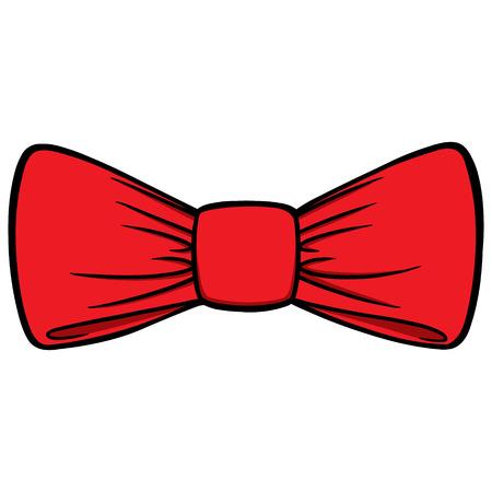 Pajarita roja