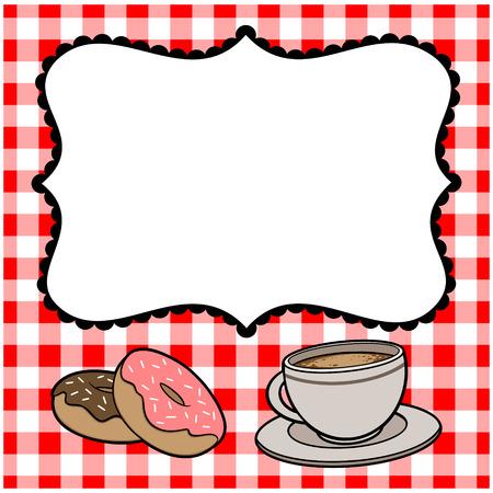 Breakfast Party Invite