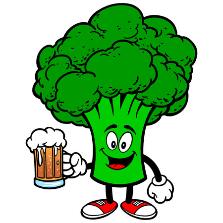 Broccoli with Beer