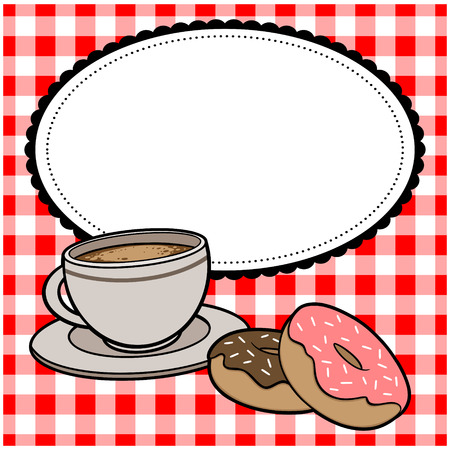 Cafe Coffee and Donuts