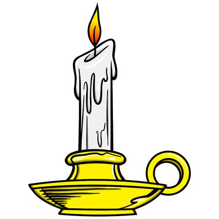 candlestick: Candlestick Holder