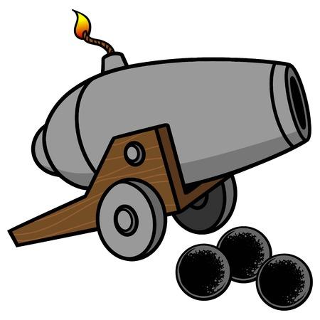Cannon Иллюстрация