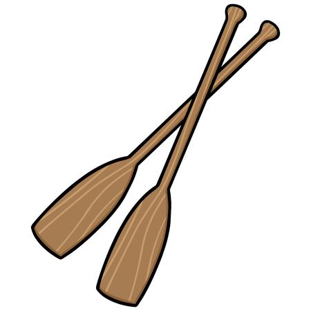 paddles: Canoe Paddles
