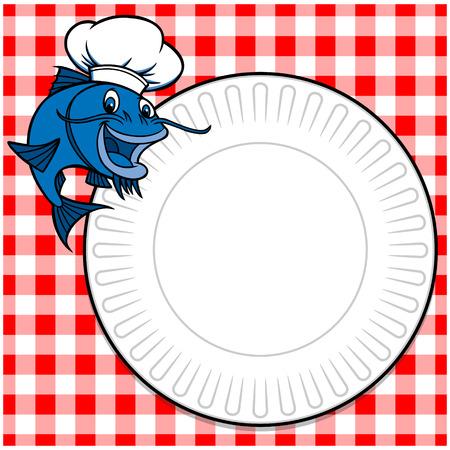 Catfish Cookout Invite
