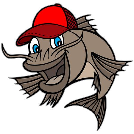 catfish: Catfish Mascot