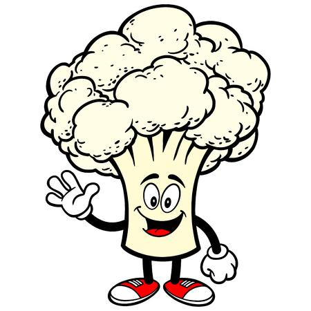 cauliflower: Cauliflower Waving