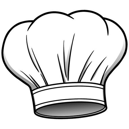 Chef Hat Illustration