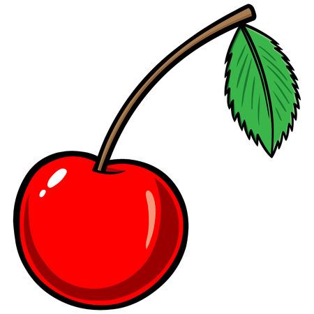 macro nature: Cherry