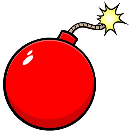 Cherry Bomb Reklamní fotografie - 57291516
