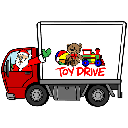 charity drive: Christmas Toy Drive