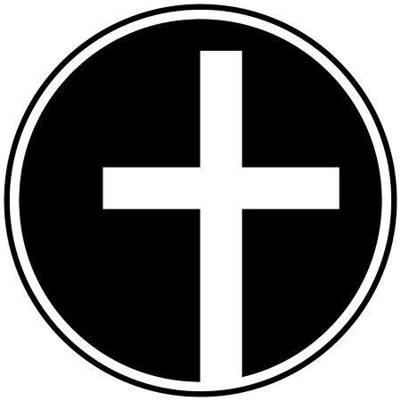 Church Cross Symbol