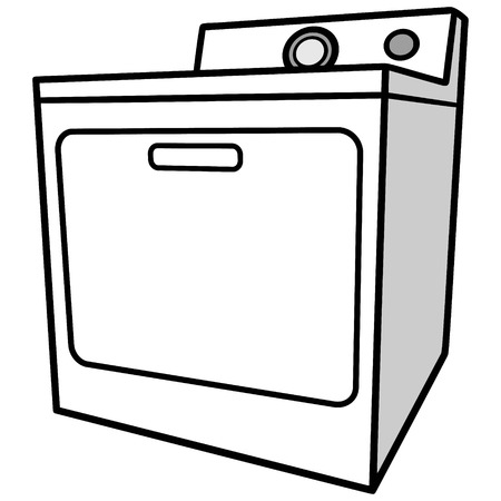 dryer: Clothes Dryer