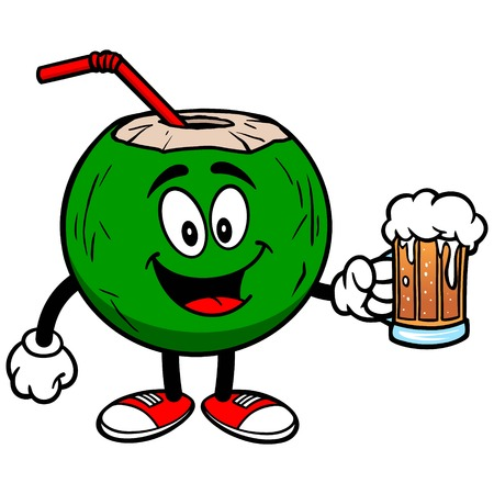 Coconut Water with Beer