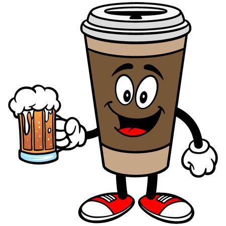 Koffie Met Bier