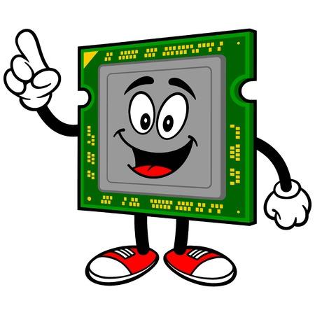 Computer-Prozessor Reden