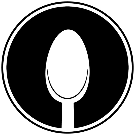 Cooking Spoon Symbol
