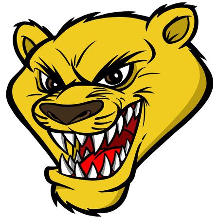 undomesticated: Cougar Mascot