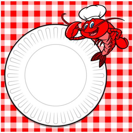 Crawfish Cookout Invite