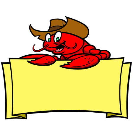Crawfish Dinner Illustration