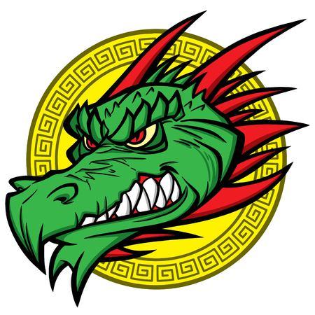 dragon: Dragon Mascot