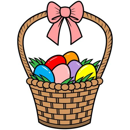 gift basket: Easter Basket