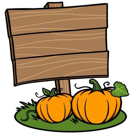 가을 축제 사인