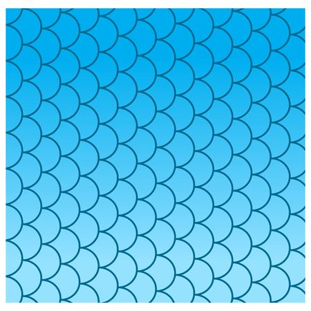 fish scales: Fish Scales Illustration