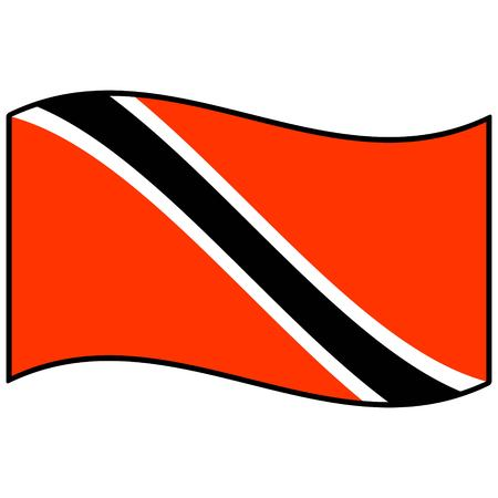 trinidad and tobago: Flag of Trinidad and Tobago