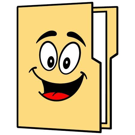 Folder Mascot