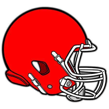 フットボール用ヘルメット