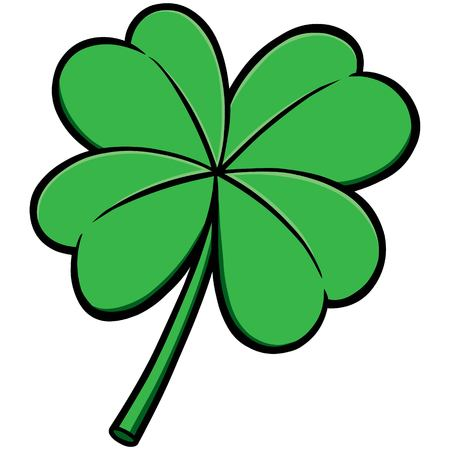 irish culture: Four Leaf Clover