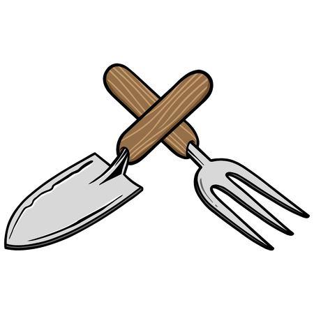 Gardening Tools Zdjęcie Seryjne - 57534142