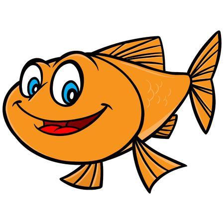 cartoon: Goldfish Cartoon