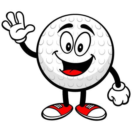 Golf Ball Waving Çizim
