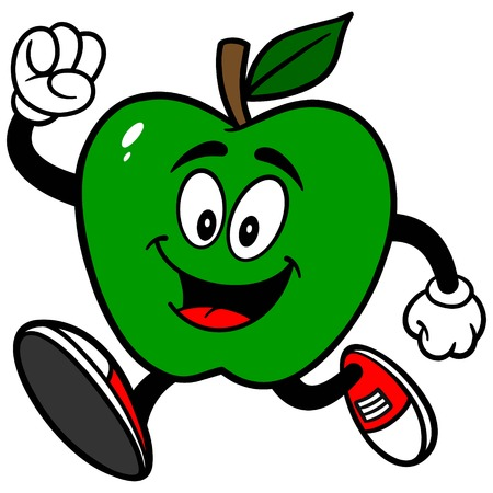 Green Apple Running
