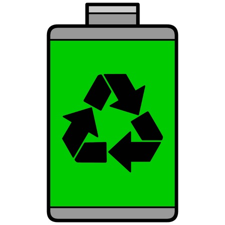 친환경 에너지 일러스트