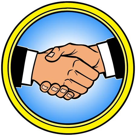 equal opportunity: Handshake Icon