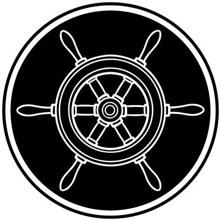 Helm Insignia Illustration
