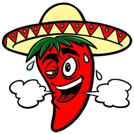 pimento: Hot Chili Pepper