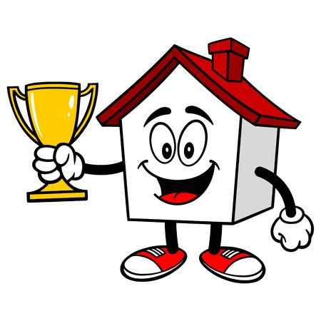 first house: House with a Trophy