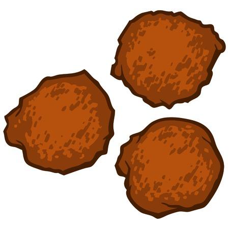 Hushpuppies Illustration