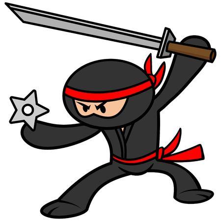 character assassination: Kawaii Ninja