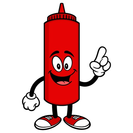 catsup bottle: Ketchup Talking